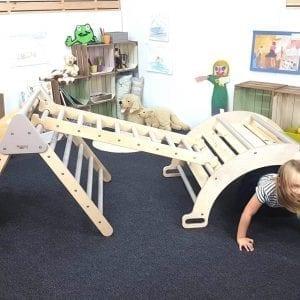 Junior Ladder Natural