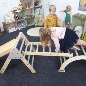 Nursery Climb n Slide