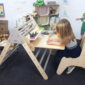 Junior Desk Set Gretton Grey