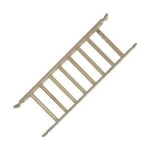 Junior Pikler Inspired Ladder Natural