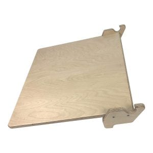 Junior Pikler Inspired Desk Board