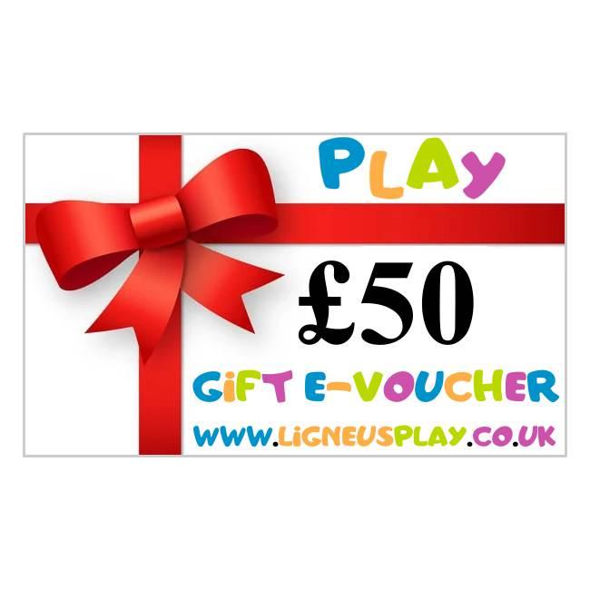 LignuesPlay £50 Gift Voucher