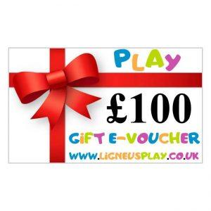 LignuesPlay £100 Gift e Voucher