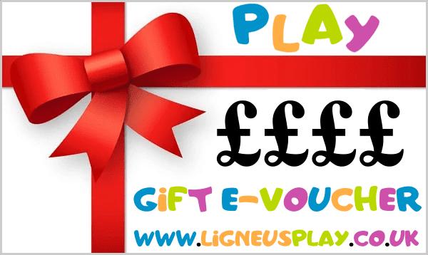 LignuesPlay Gift Vouchers